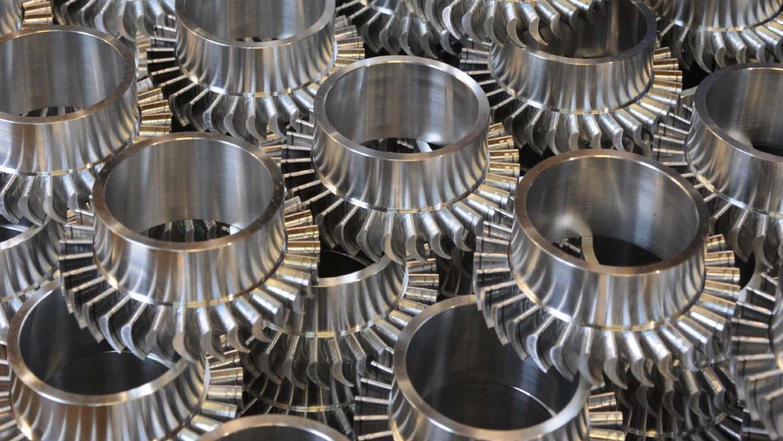 SIM Gdynia - Obrabiamy stopy aluminium